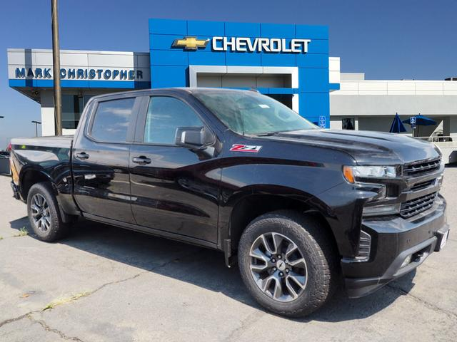 2019 Silverado 1500 Crew Cab 4x4,  Pickup #62156 - photo 1
