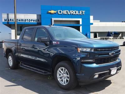 2019 Silverado 1500 Crew Cab 4x4,  Pickup #62271 - photo 1