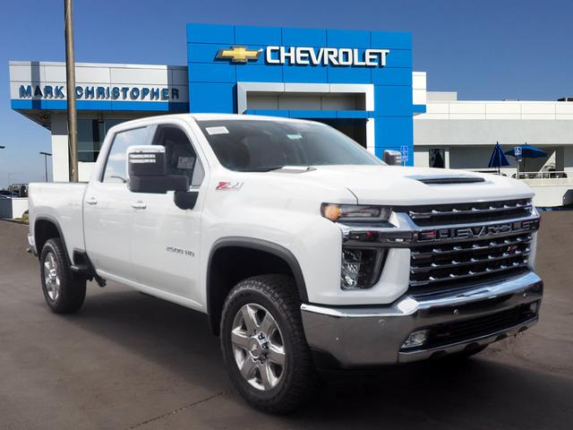 2020 Silverado 2500 Crew Cab 4x4,  Pickup #62371 - photo 1