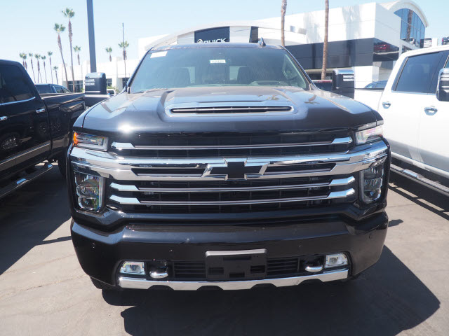 2020 Silverado 2500 Crew Cab 4x4, Pickup #62425 - photo 3