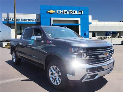 2019 Silverado 1500 Crew Cab 4x4,  Pickup #62427 - photo 1