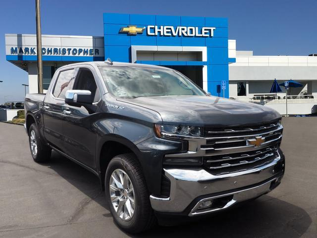 2019 Silverado 1500 Crew Cab 4x2,  Pickup #62444 - photo 1