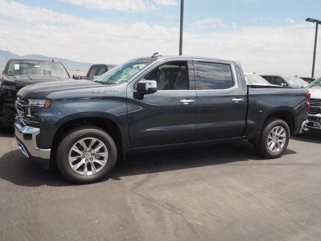 2019 Silverado 1500 Crew Cab 4x2,  Pickup #62444 - photo 4