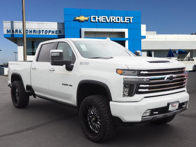 2020 Silverado 2500 Crew Cab 4x4, Pickup #62467 - photo 1