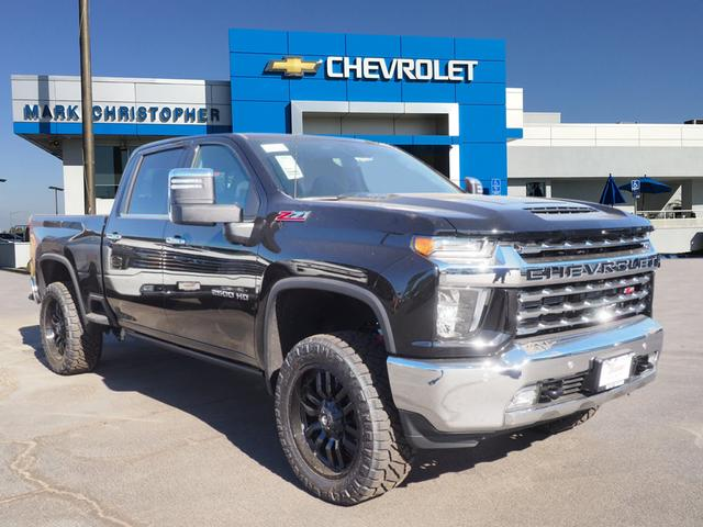 2020 Silverado 2500 Crew Cab 4x4,  Pickup #62561 - photo 1