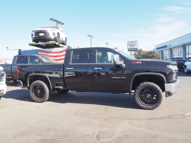 2020 Silverado 2500 Crew Cab 4x4,  Pickup #62561 - photo 4