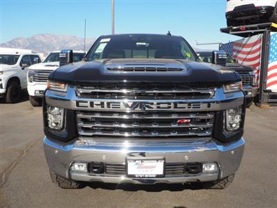 2020 Silverado 2500 Crew Cab 4x4,  Pickup #62561 - photo 3