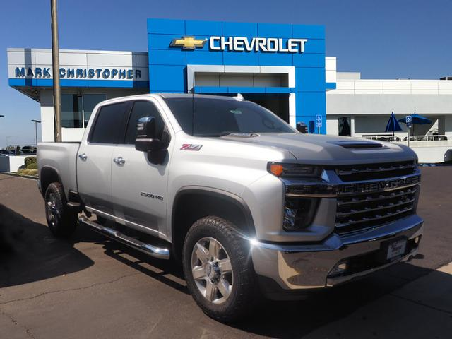 2020 Silverado 2500 Crew Cab 4x4, Pickup #62570 - photo 1