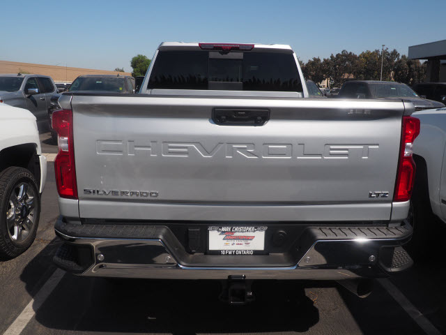2020 Silverado 2500 Crew Cab 4x4, Pickup #62570 - photo 2