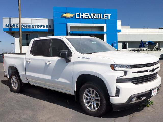 2020 Silverado 1500 Crew Cab 4x2,  Pickup #62627 - photo 1
