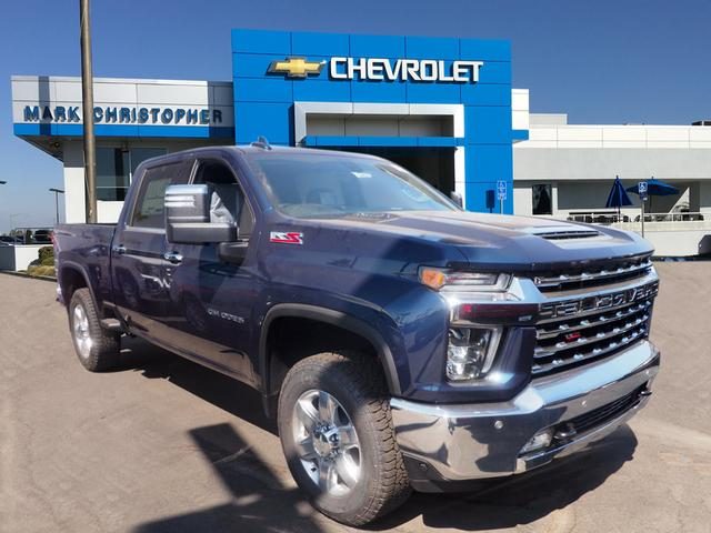 2020 Silverado 2500 Crew Cab 4x4, Pickup #62641 - photo 1