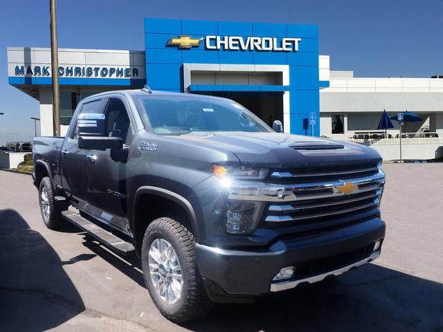 2020 Silverado 2500 Crew Cab 4x4,  Pickup #62656 - photo 1