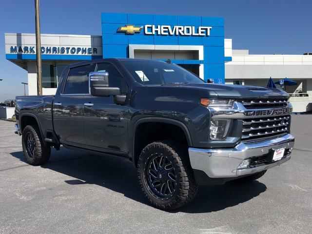 2020 Chevrolet Silverado 2500 Crew Cab 4x4, Pickup #62663 - photo 1