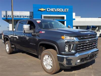 2020 Silverado 2500 Crew Cab 4x4, Pickup #62759 - photo 1
