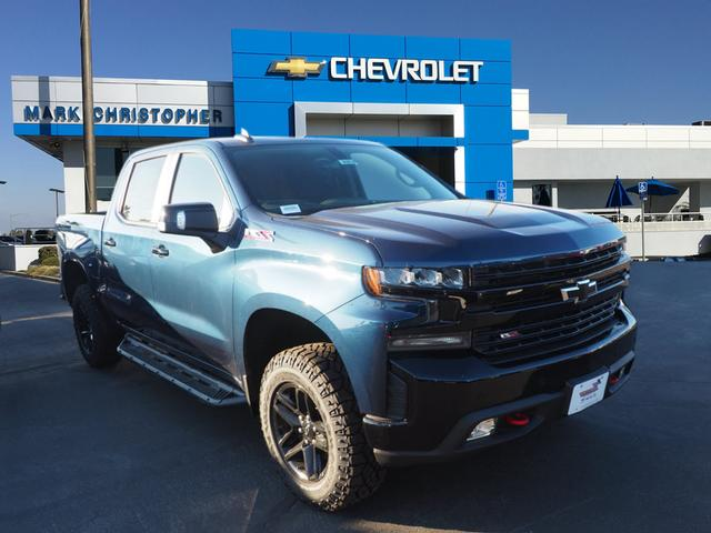 2020 Silverado 1500 Crew Cab 4x4, Pickup #62809 - photo 1