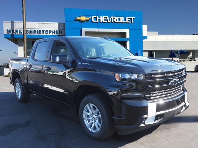 2020 Silverado 1500 Crew Cab 4x2, Pickup #62853 - photo 1