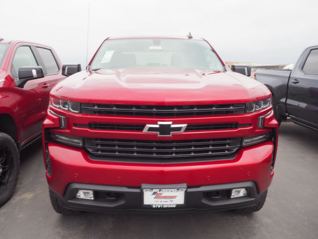 2020 Silverado 1500 Crew Cab 4x2, Pickup #62911 - photo 3