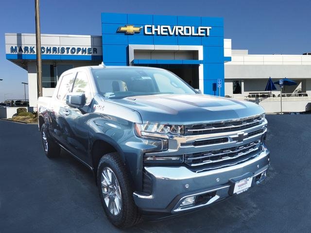 2020 Silverado 1500 Crew Cab 4x4, Pickup #63014 - photo 1