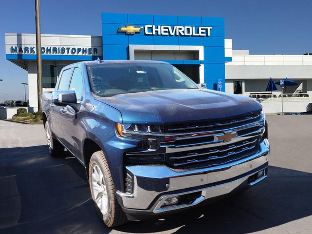 2020 Silverado 1500 Crew Cab 4x2, Pickup #63146 - photo 1
