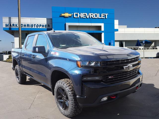 2020 Silverado 1500 Crew Cab 4x4, Pickup #63203 - photo 1