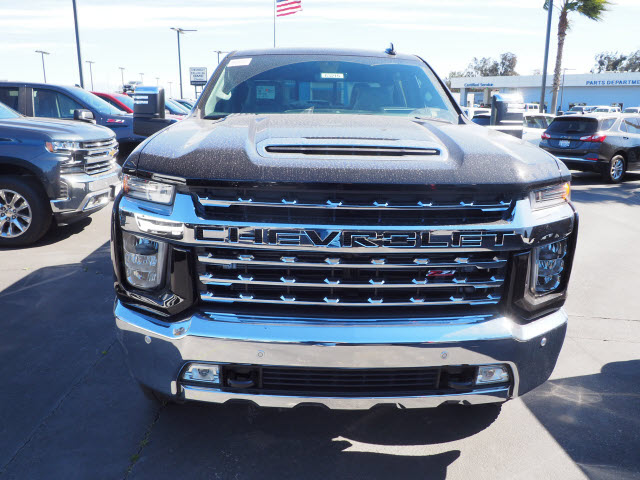 2020 Silverado 2500 Crew Cab 4x4, Pickup #63215 - photo 3