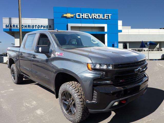 2020 Silverado 1500 Crew Cab 4x4, Pickup #63251 - photo 1