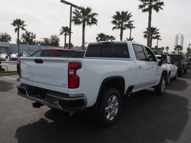 2020 Silverado 2500 Crew Cab 4x4, Pickup #63315 - photo 2