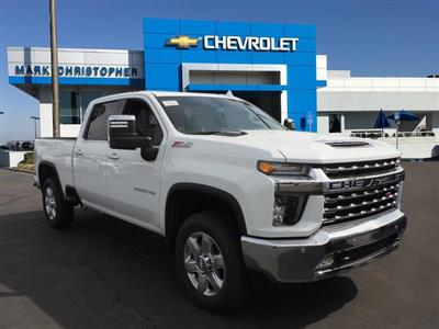 2020 Silverado 2500 Crew Cab 4x4, Pickup #63315 - photo 1