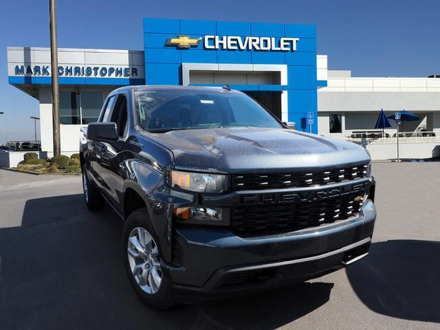 2020 Silverado 1500 Double Cab 4x2, Pickup #63338 - photo 1