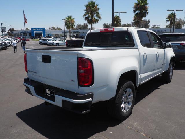 2021 Chevrolet Colorado Crew Cab 4x2, Pickup #63731 - photo 1