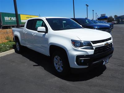 2021 Chevrolet Colorado Crew Cab 4x2, Pickup #63744 - photo 1