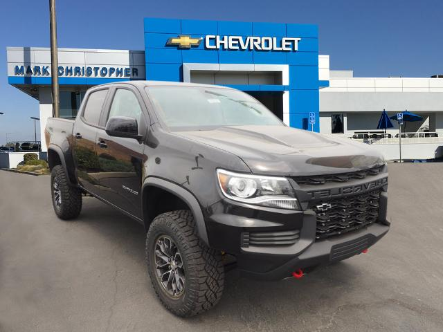 2021 Chevrolet Colorado Crew Cab 4x4, Pickup #63934 - photo 1