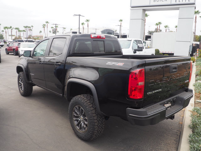 2021 Chevrolet Colorado Crew Cab 4x4, Pickup #63934 - photo 11