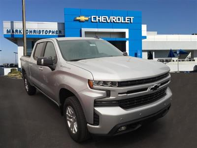 2020 Chevrolet Silverado 1500 Crew Cab 4x2, Pickup #63979 - photo 1