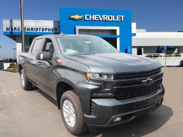 2020 Chevrolet Silverado 1500 Crew Cab 4x4, Pickup #64054 - photo 1