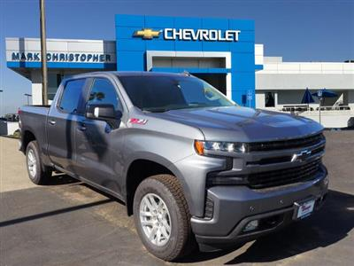 2021 Chevrolet Silverado 1500 Crew Cab 4x4, Pickup #64191 - photo 1