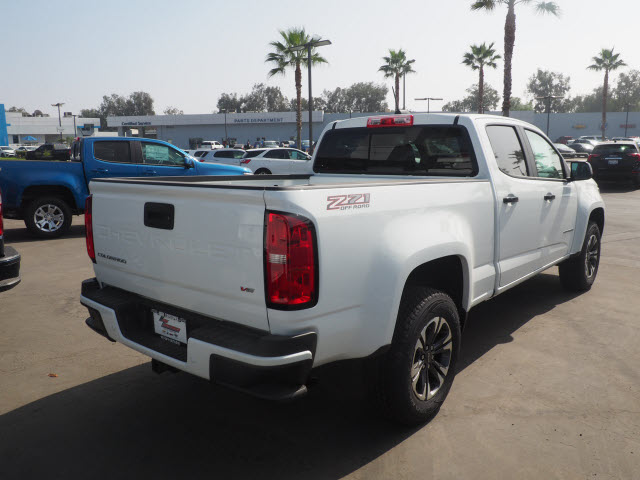 2021 Chevrolet Colorado Crew Cab 4x4, Pickup #64210 - photo 2