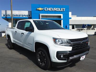 2021 Chevrolet Colorado Crew Cab 4x4, Pickup #64210 - photo 1