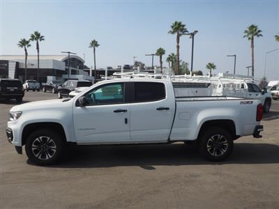 2021 Chevrolet Colorado Crew Cab 4x4, Pickup #64210 - photo 11