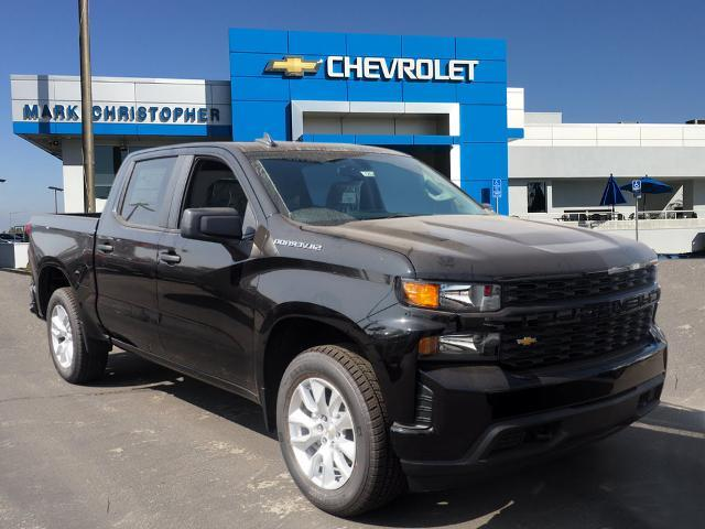 2021 Chevrolet Silverado 1500 Crew Cab 4x2, Pickup #64253 - photo 1