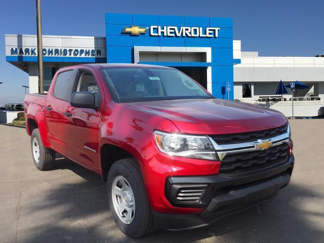 2021 Chevrolet Colorado Crew Cab 4x2, Pickup #64255 - photo 1