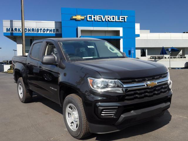 2021 Chevrolet Colorado Crew Cab 4x2, Pickup #64256 - photo 1