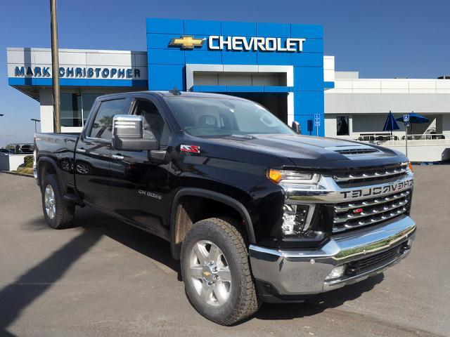 2021 Chevrolet Silverado 2500 Crew Cab 4x4, Pickup #64323 - photo 1