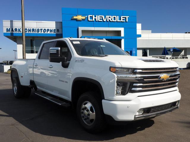 2021 Chevrolet Silverado 3500 Crew Cab 4x4, Pickup #64324 - photo 1