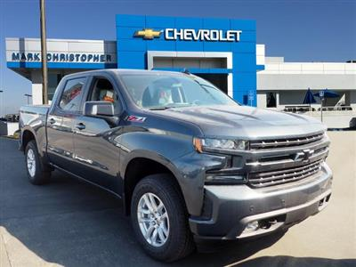 2021 Chevrolet Silverado 1500 Crew Cab 4x4, Pickup #64333 - photo 1