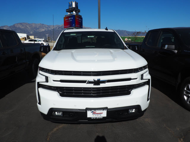 2021 Chevrolet Silverado 1500 Crew Cab 4x2, Pickup #64374 - photo 3