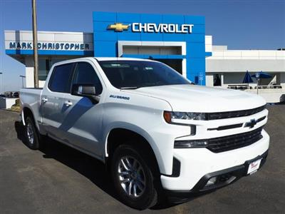 2021 Chevrolet Silverado 1500 Crew Cab 4x2, Pickup #64374 - photo 1