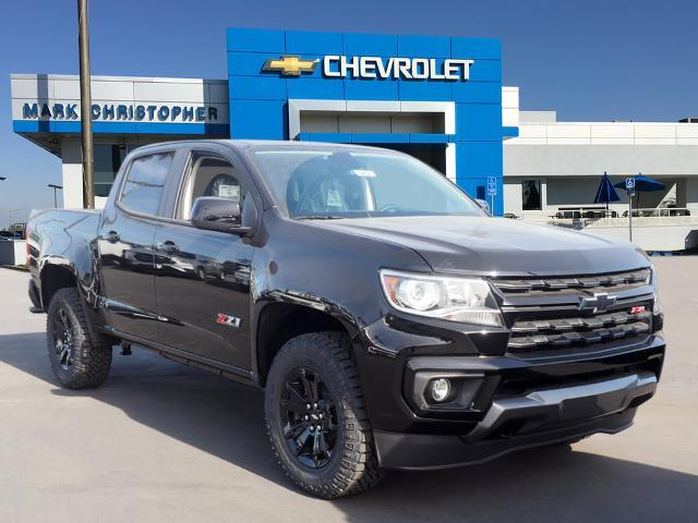 2021 Chevrolet Colorado Crew Cab 4x4, Pickup #64521 - photo 1