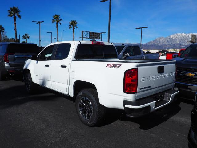 2021 Chevrolet Colorado Crew Cab 4x4, Pickup #64558 - photo 2