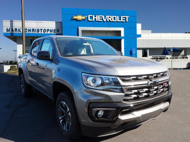 2021 Chevrolet Colorado Crew Cab 4x4, Pickup #64568 - photo 1